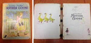 Grandma's well-loved book.