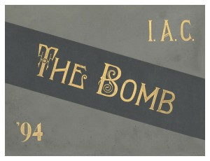 "ISU's ""The Bomb"" from 1894"