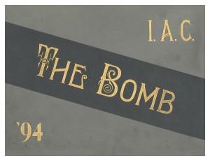 "ISU's ""The Bomb"" from 1894"