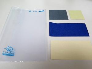 Colibri covers, boards, book cloth