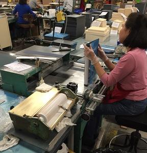 making pamphlet binders